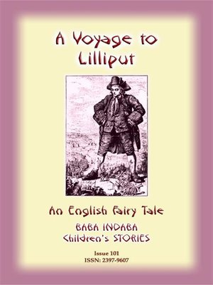cover image of A VOYAGE TO LILLIPUT--An English Classic